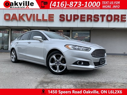 used 2016 Ford Fusion car, priced at $11,950
