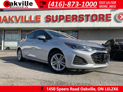 used 2019 Chevrolet Cruze car, priced at $14,950