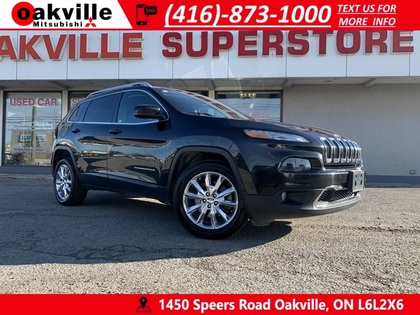 used 2014 Jeep Cherokee car, priced at $13,950