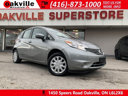 used 2015 Nissan Versa Note car, priced at $5,950