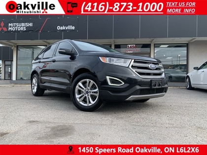 used 2015 Ford Edge car, priced at $16,450