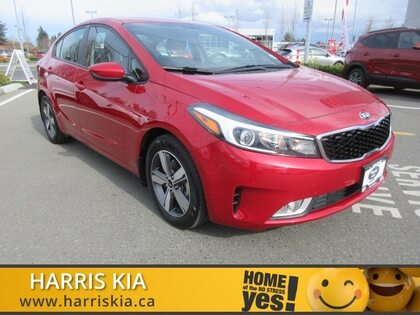 used 2018 Kia Forte car, priced at $16,998