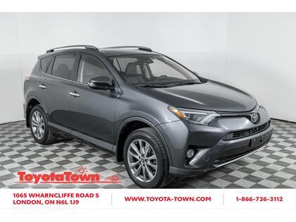 used 2017 Toyota RAV4 car, priced at $28,598