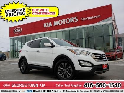 used 2013 Hyundai Santa Fe Sport car, priced at $11,950