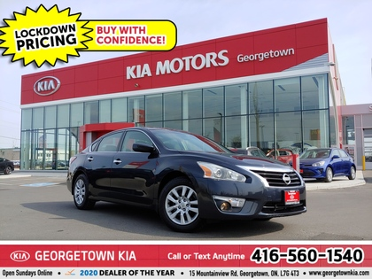 used 2013 Nissan Altima car, priced at $7,950