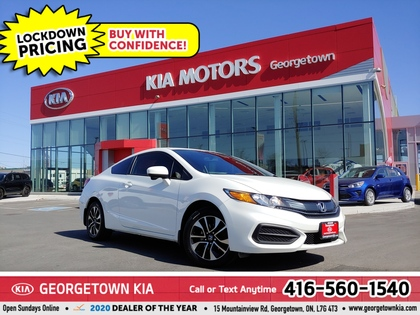 used 2014 Honda Civic Coupe car, priced at $12,950