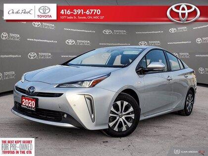 used 2020 Toyota Prius car, priced at $33,890