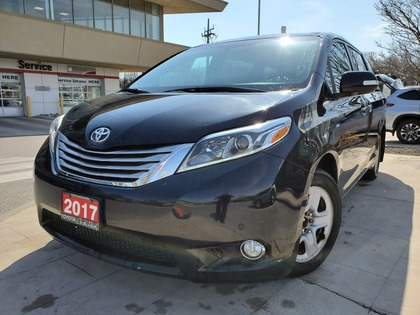 used 2017 Toyota Sienna car, priced at $35,995
