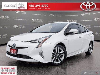 used 2018 Toyota Prius car, priced at $20,889