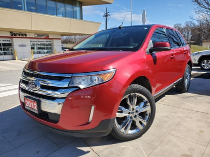 used 2012 Ford Edge car, priced at $12,995