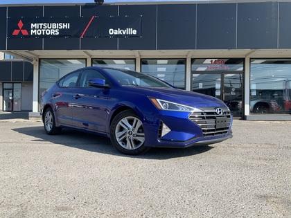 used 2020 Hyundai Elantra car, priced at $18,950
