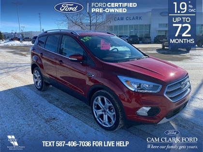 used 2018 Ford Escape car, priced at $23,955