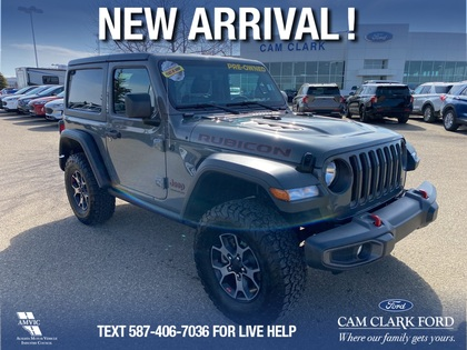used 2018 Jeep Wrangler car, priced at $49,975