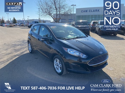 used 2019 Ford Fiesta car, priced at $14,459
