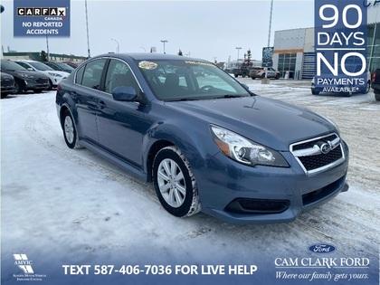 used 2013 Subaru Legacy car, priced at $12,752