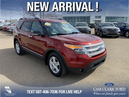 used 2014 Ford Explorer car, priced at $19,963