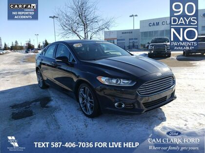 used 2015 Ford Fusion car, priced at $14,332