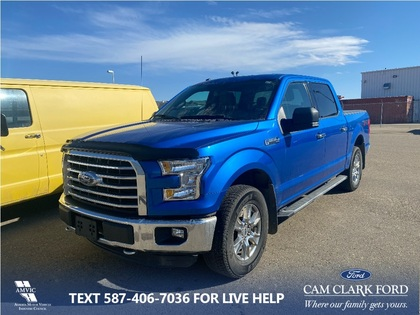 used 2016 Ford F-150 car, priced at $35,609