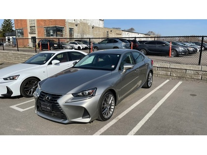 used 2017 Lexus IS 300 car, priced at $31,995