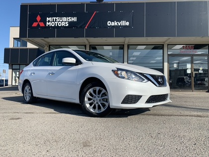 used 2019 Nissan Sentra car, priced at $14,950