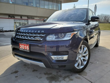 used 2016 Land Rover Range Rover Sport car, priced at $42,995