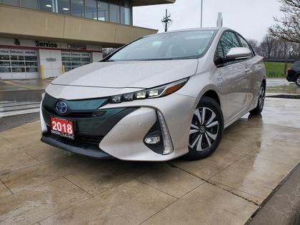 used 2018 Toyota Prius Prime car, priced at $23,995