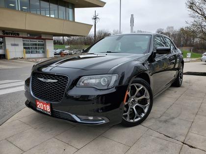 used 2018 Chrysler 300 car, priced at $22,995