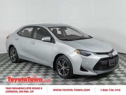 used 2017 Toyota Corolla car, priced at $15,598