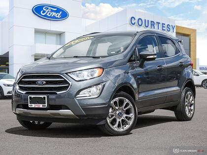 used 2020 Ford EcoSport car, priced at $23,982