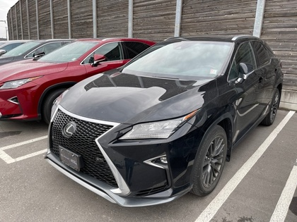 used 2017 Lexus RX 350 car, priced at $42,995