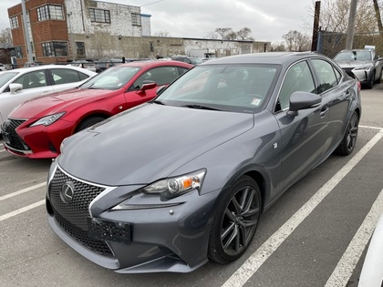 used 2015 Lexus IS 250 car, priced at $25,995