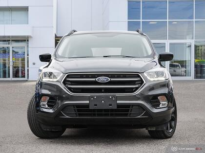 used 2018 Ford Escape car, priced at $21,887