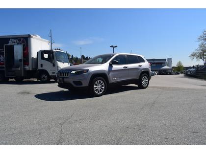 used 2019 Jeep Cherokee car