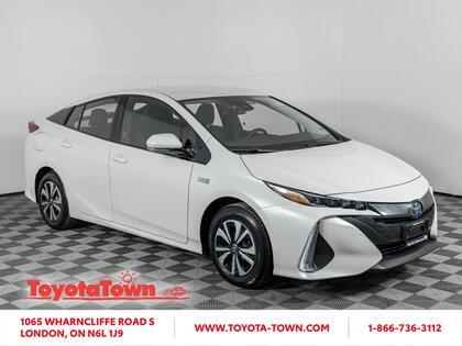 used 2018 Toyota Prius Prime car, priced at $24,998