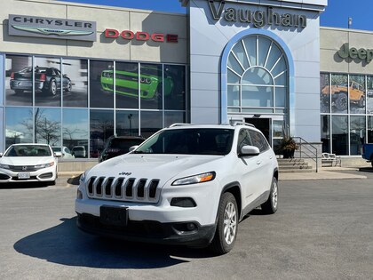 used 2016 Jeep Cherokee car, priced at $20,878