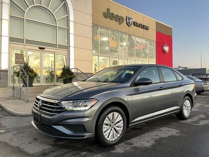 used 2019 Volkswagen Jetta car, priced at $18,898
