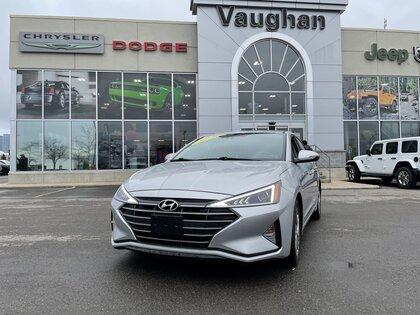 used 2019 Hyundai Elantra car, priced at $17,270