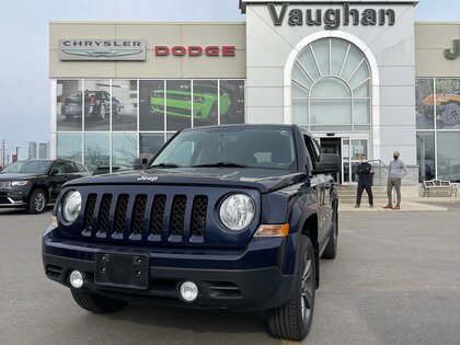 used 2015 Jeep Patriot car, priced at $14,280