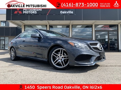 used 2014 Mercedes-Benz E-Class car, priced at $27,950