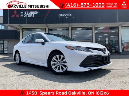 used 2018 Toyota Camry car, priced at $21,450