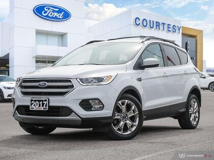 used 2017 Ford Escape car, priced at $17,987