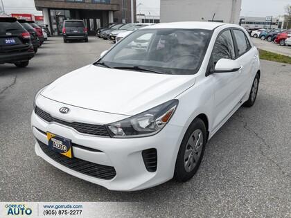 used 2018 Kia Rio car, priced at $13,489