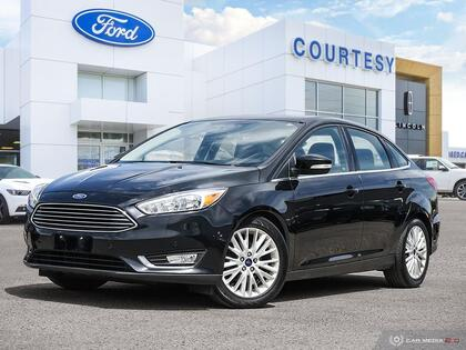used 2016 Ford Focus car, priced at $13,990