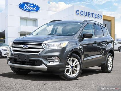 used 2018 Ford Escape car, priced at $18,855