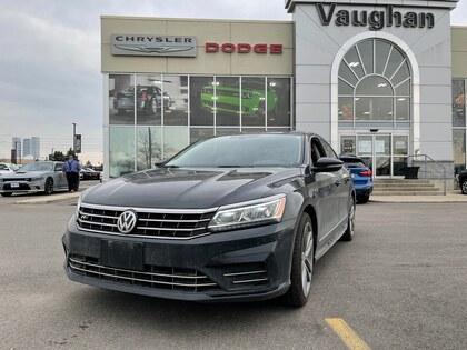 used 2017 Volkswagen Passat car, priced at $21,780