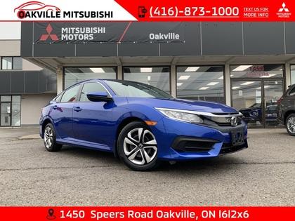 used 2018 Honda Civic Sedan car, priced at $16,450