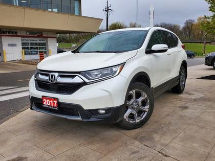 used 2017 Honda CR-V car, priced at $20,995