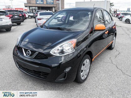 used 2016 Nissan Micra car, priced at $7,989