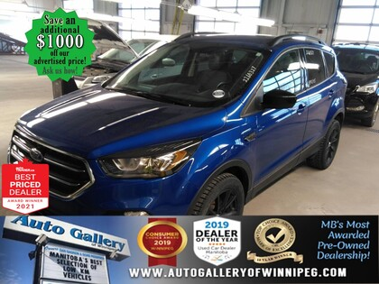 used 2018 Ford Escape car, priced at $25,488
