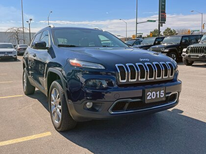 used 2014 Jeep Cherokee car, priced at $14,780